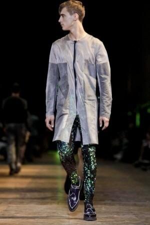 Изображение 1. Mugler Menswear Spring/Summer 2012.. Изображение № 1.