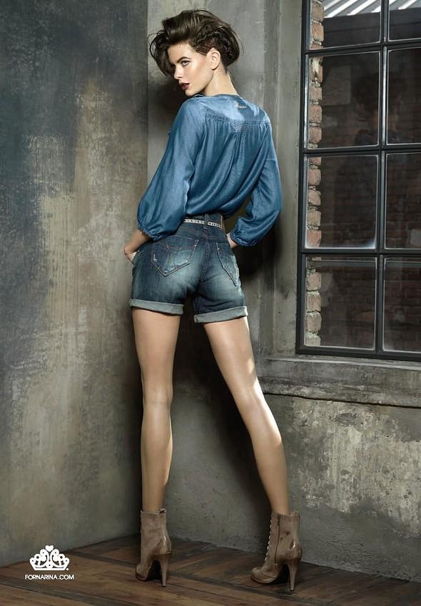 Лукбук: Fornarina Jeans FW2011. Изображение № 5.