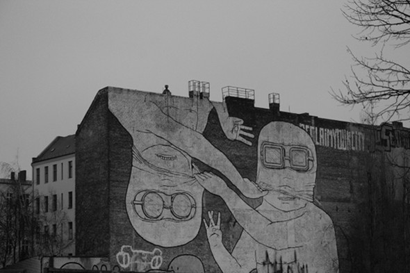 Изображение 6. Берлин: музыкальные фестивали, граффити, места.. Изображение № 9.