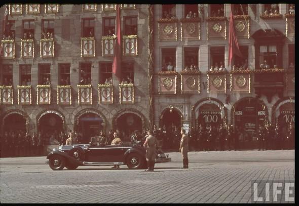 100 цветных фотографий третьего рейха. Изображение №14.