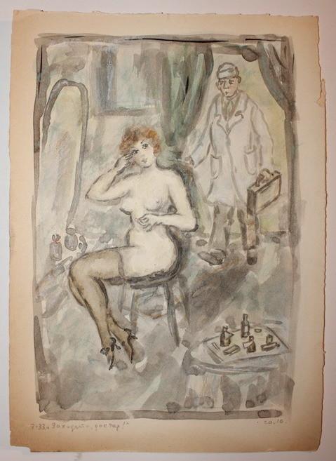 Универсальный художник - В.И. Соболевский. Изображение № 10.