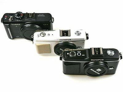 Камера вретро стиле отOlympus. Изображение № 5.