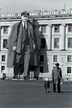 Картье-Брессон, Линдберг и Роверси в Москве. Изображение № 18.