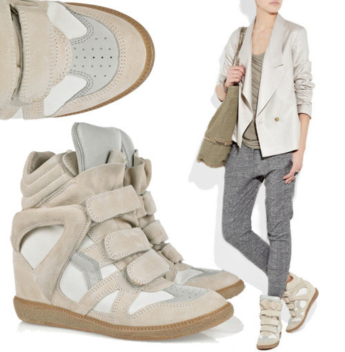 Isabel Marant Sneakers. Изображение № 5.