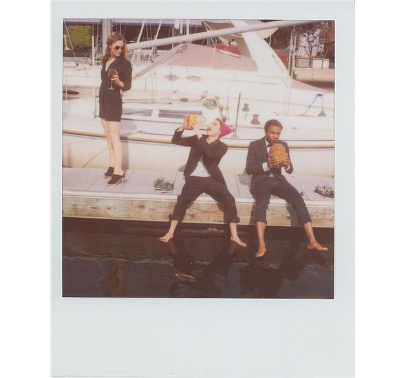 Лукбук: Скот Штепенберг любит Polaroid. Изображение № 5.