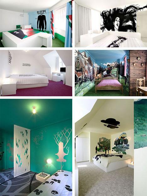 10 лучших дизайн-отелей. Изображение № 16.