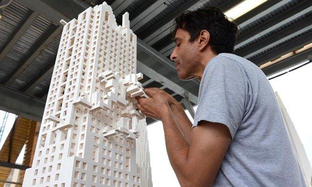 Модель Robert A.M. Stern Architects. Изображение № 4.