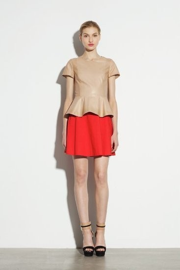 Лукбук: DKNY Pre-Fall 2012. Изображение № 28.