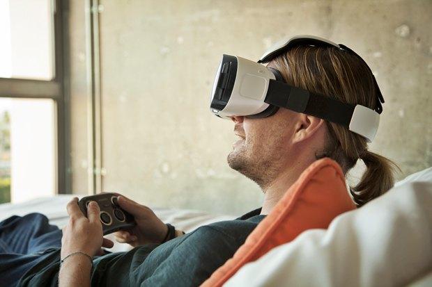 Слух: Google сделает Android для виртуальной реальности. Изображение № 1.