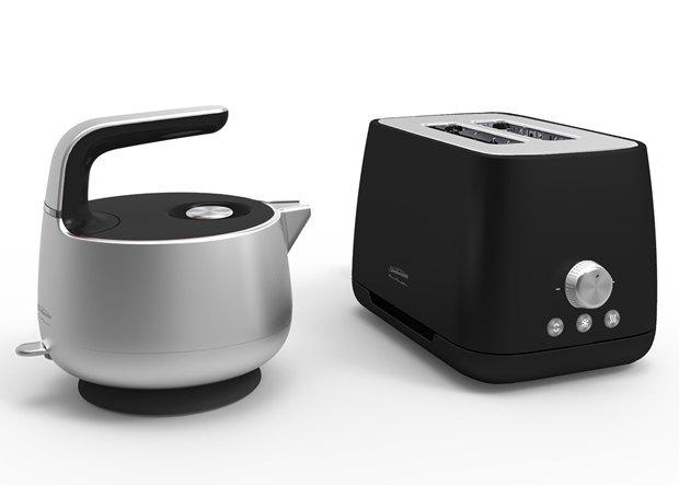Марк Ньюсон создал чайник и тостер. Изображение № 4.