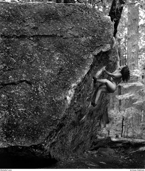 Dean Fidelman. Stone nudes. Изображение № 7.