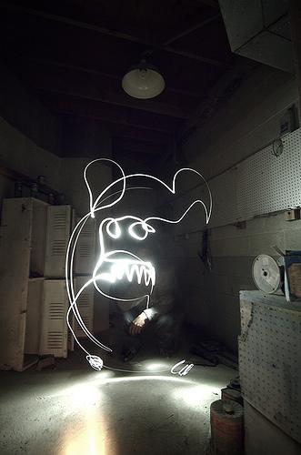 Light graffiti. Изображение № 2.