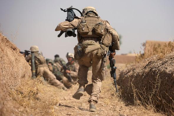 Афганистан. Военная фотография. Изображение № 260.