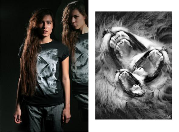 Изображение 12. Eat my shirts SS/11.. Изображение № 12.