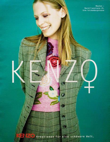 Рекламная кампания Kenzo. Изображение № 3.