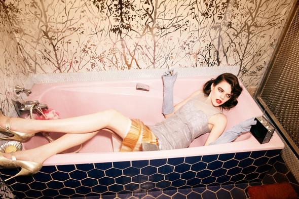 Съёмки: Elle, Vogue и другие. Изображение № 18.