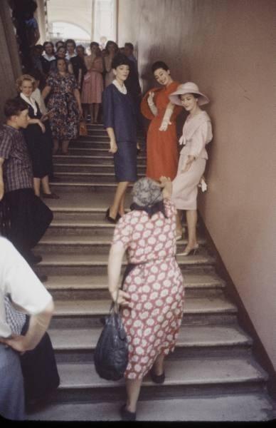 1959 г. Christian Dior в СССР. Изображение № 13.