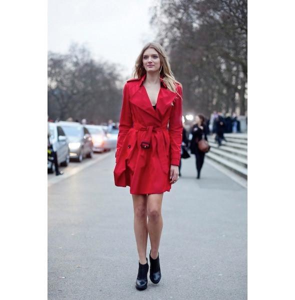 Изображение 52. На полях: 10 тенденций уличного стиля с прошедших недель моды.. Изображение № 52.