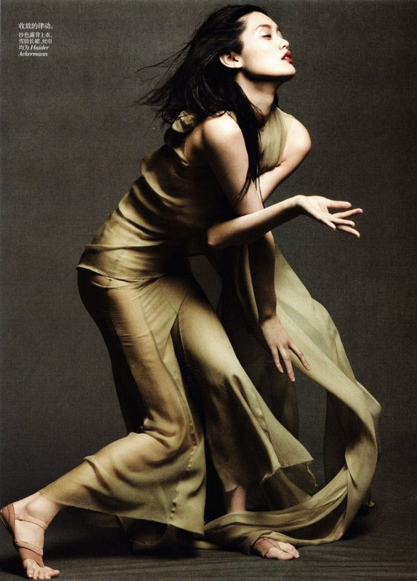 Съёмки: Playing Fashion, Schon, Vogue и другие. Изображение № 52.
