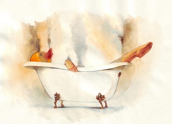 Изображение 22. Иллюстратор Reey Whaar .. Изображение № 22.