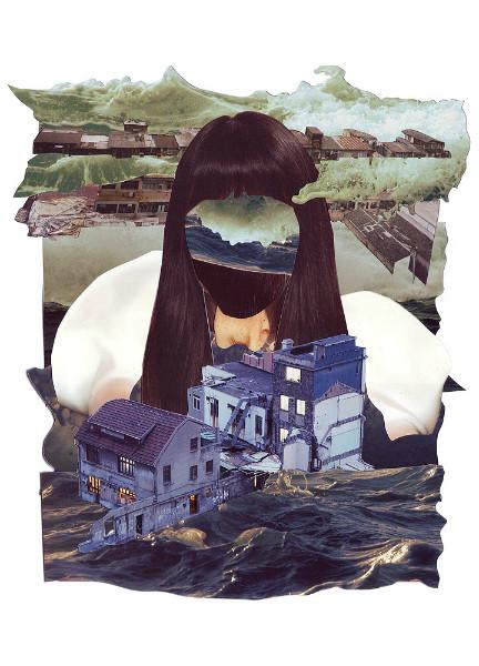 Клей, ножницы, бумага: 10 современных художников-коллажистов. Изображение № 18.