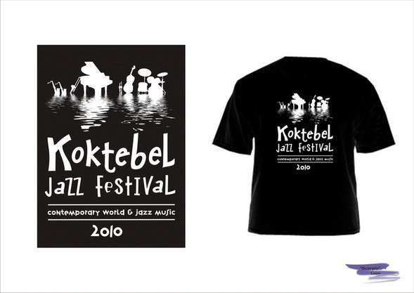 Koktebel Jazz Fest & Sekta: Festival Graphic Contest. Изображение № 55.