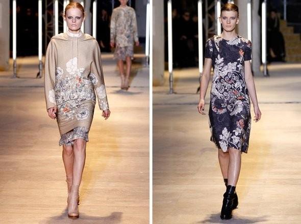 Изображение 13. Показы на Paris Fashion Week FW 2011: день 5 и 6.. Изображение № 20.