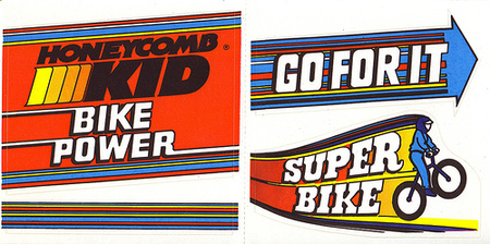 Vintage stickers 60s-70s. Изображение № 8.