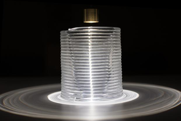 В MIT показали печать расплавленным стеклом иизделия изнего. Изображение № 10.