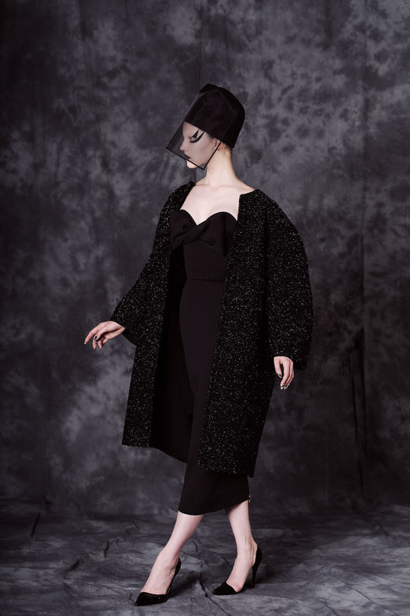 Фотограф: Aydan Kerimli; стиль: Bohemique; макияж: Андрей Шилков; волосы: Наталья Коваленкова; модель: Саша Лусс.. Изображение № 12.