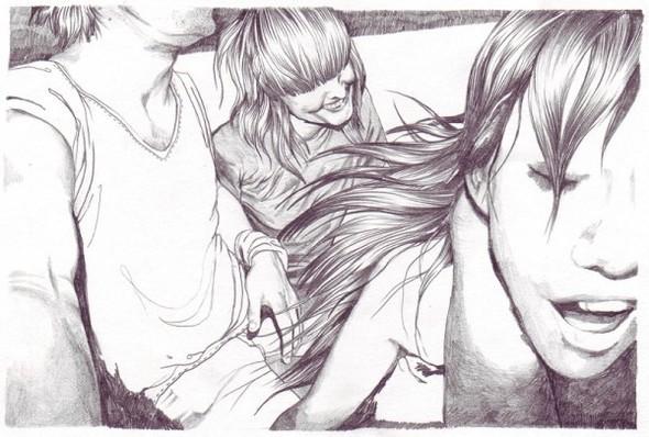 Иллюстратор Esra Roise. Изображение № 16.