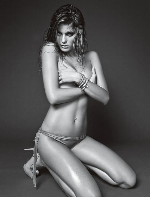 Vogue Homme Brazil Isabeli Fontana by Jacques Dequeke. Изображение № 6.
