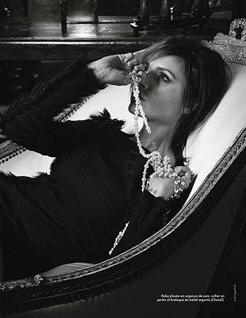 Королева Виктория: мадам Бекхэм для Elle. Изображение № 4.