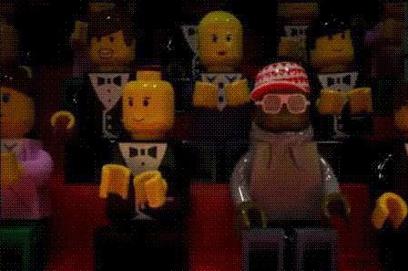 Lego Jean-Charles deCastelbajac. Изображение № 4.