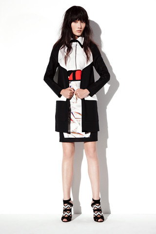 Коллекции Resort 2013: Celine, Givenchy, Valentino и другие. Изображение № 43.