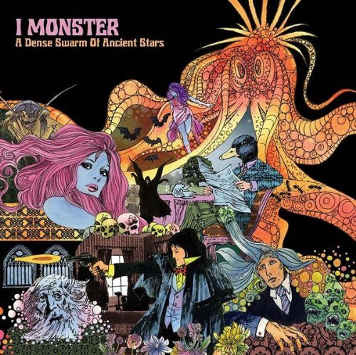 I Monster – A Dense Swarm Of Ancient Stars (2009). Изображение № 1.