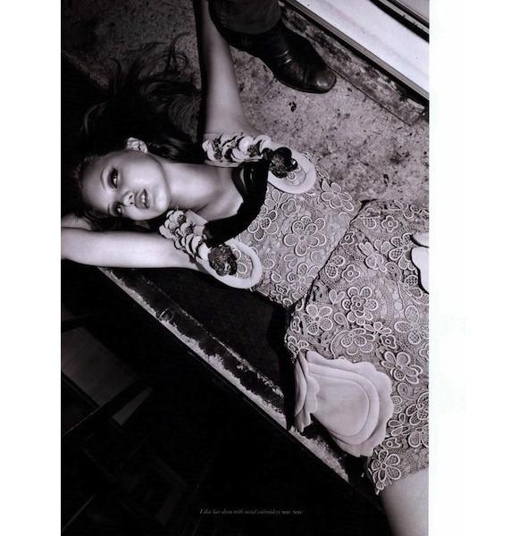 5 новых съемок: Purple Fashion, Vogue и W. Изображение № 15.