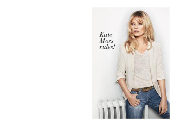 Кампания: Кейт Мосс и Терри Ричардсон для Mango. Изображение № 1.