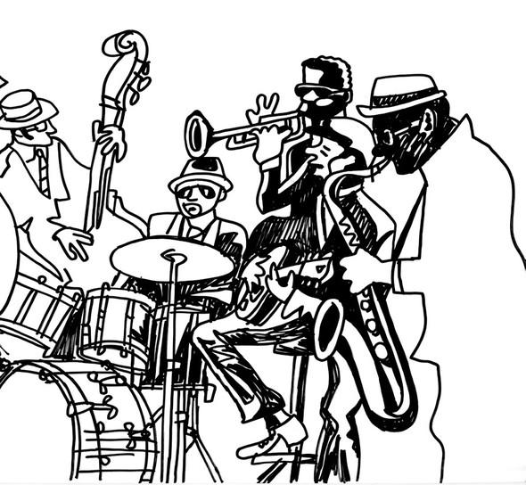 HowTo: как нарисовать джаз. Изображение № 13.