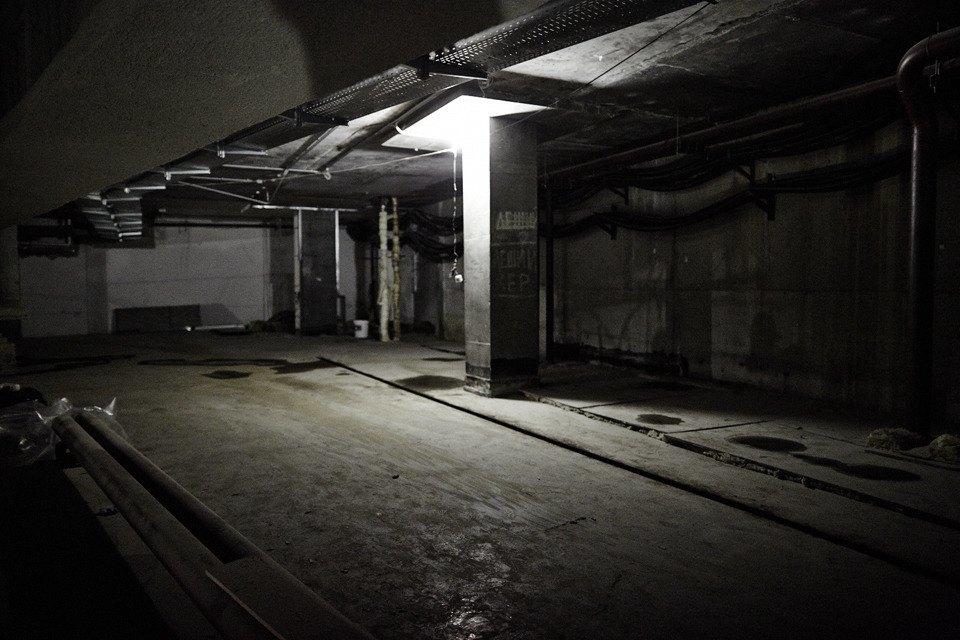 «Три четыре»: Фоторепортаж с репетиции оперы в подвале Москва-Сити. Изображение № 3.