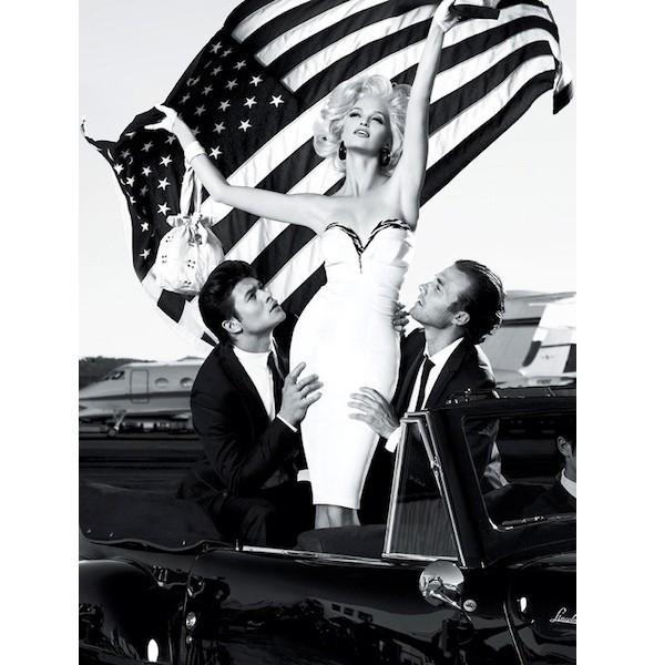 Изображение 69. Рекламные кампании: Chanel, Donna Karan, Stella McCartney и другие.. Изображение № 68.