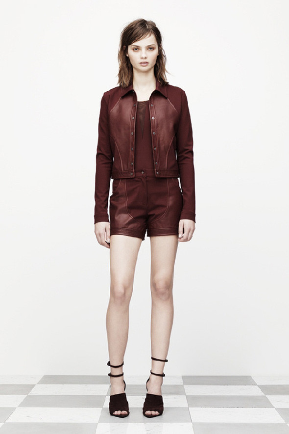 Лукбук: T by Alexander Wang Pre-Fall 2012. Изображение № 9.