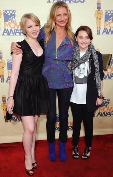 Наряды сMTV Movie Awards 2009. Изображение № 5.