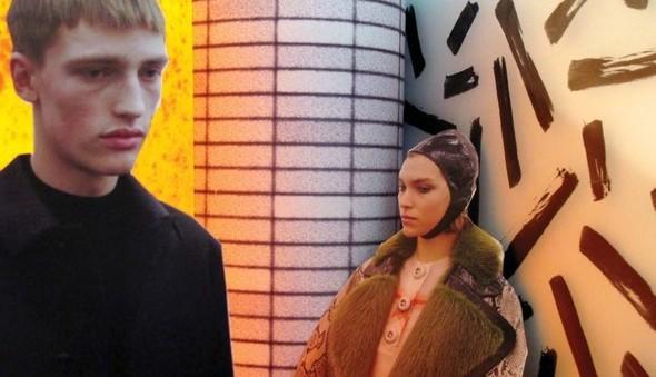 Лукбук: Prada Fantasy FW 2011. Изображение № 33.