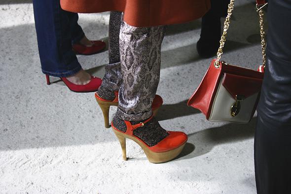 Изображение 16. Детали: London Fashion Week AW 2011.. Изображение № 16.