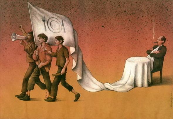 Изображение 11. Карикатурист Pawel Kuczynski.. Изображение № 11.