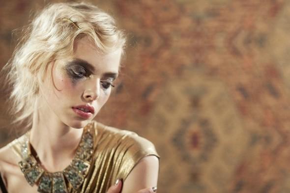 Съёмка: Таня Дягилева в Chanel для Grey. Изображение № 5.