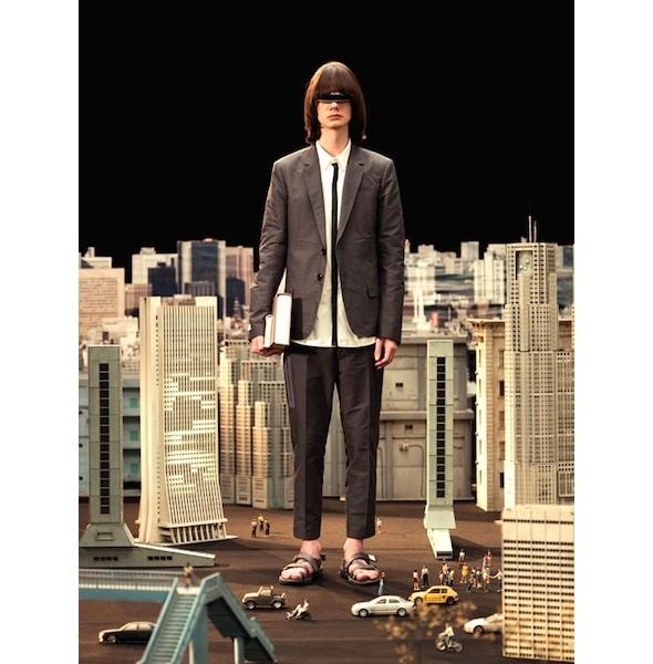 Мужские лукбуки: Alexander McQueen, Burberry и Undercover. Изображение № 50.
