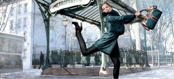 Новые кампании: Diane von Furstenberg, Massimo Dutti, Topshop и другие. Изображение № 7.