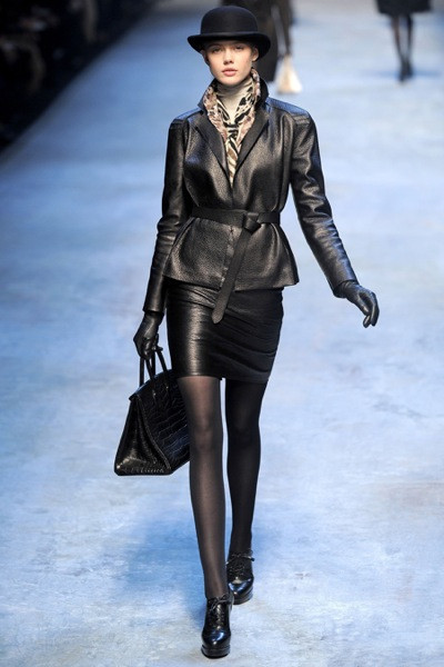 Jean Paul Gaultier for Hermes (fall-winter 2010). Изображение № 23.